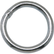 Welded Rings 2.5cm - 0.6cm #4 ROUND RING