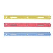 12 Plastic Ruler