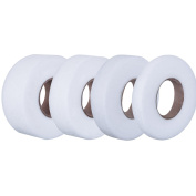 Outus Fabric Fusing Tape Adhesive Hem Tape Iron-on Tape 27 Yards Assorted Size, 4 Pack