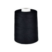 Candora 8000 metres (8700yd) 402 polyester sewing thread large roll for high speed sewing machine