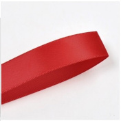Anrox Supply Co. 0.6cm 100% Polyester Double Face Satin Ribbon Gift Wrap, Arts & Craft 100yds