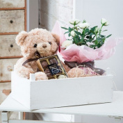 Luxury Baby Girl Hamper - Exclusive to The Gift Box