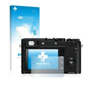 upscreen Bacteria Shield Matte Screen Protector for Fujifilm X100F - Protection Film - Anti-Bacterial, Anti-Glare