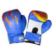 Kagogo Boxing Gloves Muay Thai Training Maya Hide Leather Sparring Punching Bag Mitts kickboxing Fighting UFC