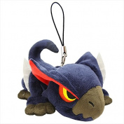 Capcom Monster Hunter Mini Nargacuga / Narugakuruga Mascot Strap
