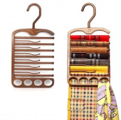 NEW Scarf/Muffler Holder, Hanger Closet Organiser