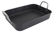 Pura Casserole Dish Roasting Dish Carbon Steel Head, Handle Stainless Steel Suitable for Induction, 5 Litres)