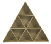 Decopatch Triangle Compartments Box