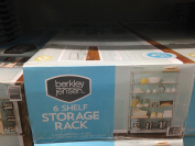 Berkley Jensen 6 shelf storage rack
