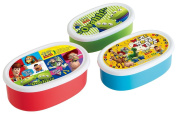 Skater Disney Toy Story Nesting Microwavable Food Storage Lunch Box SRS3S