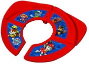 Nickelodeon Paw Patrol Foldable Travel Toilet Training Seat