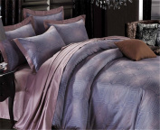 High-grade blended bedding sets/bed cover/4 pieces , 1.8m