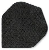 US Darts - 3 sets (9 flights) Nylon (Fabric, Cloth) Standard BLACK Dart Flights