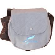 Kestrel Disc Golf Bag   Fits 6-10 Discs + Bottle   For Beginner and Advanced Disc Golf Players   Extremely Durable Canvas   Disc Golf Bag Set   Frisbee Golf Bag