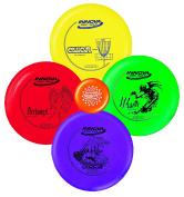 Innova Disc Golf DX Starter Set 160-175g - Colours May Vary