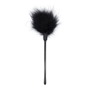 Black Spanking Whip Feather Tickler Role Play Toys Fancy Dress