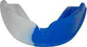 Ampro Perfomance Self Fit Duo Colour Mouthguard - Boxing / MMA / Martial Art's / Rugby / Hockey