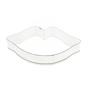 LUFA Sexy Lip Shape Biscuit Mould Cake Mould Stainless Cutter Cake Baking Tool