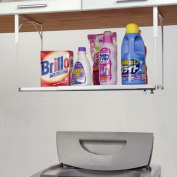 Comolife laundry hanging shelves