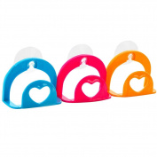 RoseSummer 1Pcs Home Kitchen Holder Tools Gadget Decor Convenient Sponge Suction Cup