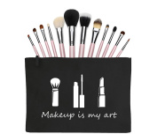 Make Up Is My Art Make-Up Bag / Accessories Case