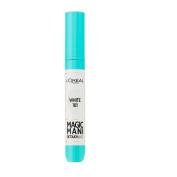 L 'Oreal Paris Magic Make Up Designer Mani Nail In Felt 101 White Touch-up 4 ml