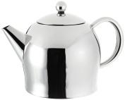 Bredemeijer 1.4 L Shiny Stainless Steel Santhee Teapot, Silver