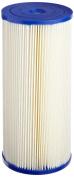 Pentek ECP20-BB Pleated Cellulose Polyester Filter Cartridge, 23cm - 1.9cm x 10cm - 1.3cm , 20 Microns