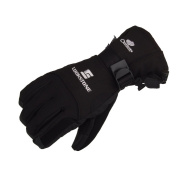 eForCrazy Men and Women Cycling Motorcycle Ski Outdoor Winter Cold weather Gloves Waterproof Windproof Gloves One Size