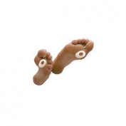 Dr. Jills Felt Oval-shaped Callus Pads 1/8 (40 Pads) by Dr. Jill's