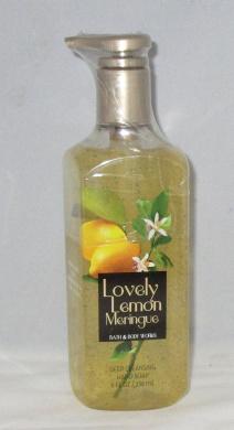 Bath & Body Works Deep Cleansing Hand Soap Lovely Lemon Meringue