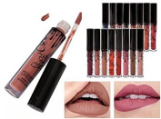 CITY 16 Colours Waterproof Long Lasting Matte Liquid Lipstick Beauty Lip Gloss