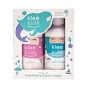 LunaStar Naturals Klee Kids Shampoo & Conditioner Gift Set