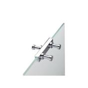 StilHaus StilHaus 985-08-638845347723 Urania Collection Robe Hook, Chrome