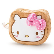 Sanrio Japan Hello Kitty Cookie Pencil Pouch