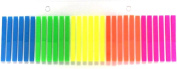 600 Sheets Ultra-fine 5 colours Sticker Post-it Bookmark Marker Memo Flags Index Tab Sticky Notes