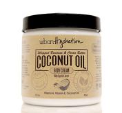 Urban Hydration Natural Extract Whipped Body Cream, Vanilla, 450ml
