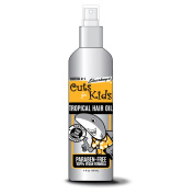 Sharkey's GENTLE LINE for Kids Free and Clean Tropical Hair Oil, Paraben-Free