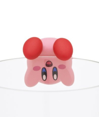 Kirby Edge of The Cup Putitto Figure~Up Side Down