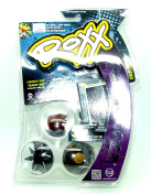 Imperial Toy Roxx Reflectorzz - Roxx Reflectors - Childrens Collectible Games - Pocket Money Toys - Supplied as Pictured - Not Sent Random - Pack 10