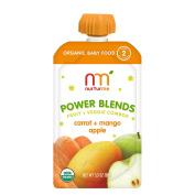 NurturMe Power Blend With Fruit & Veggie Combo, Carrot, Mango, Apple, 100ml