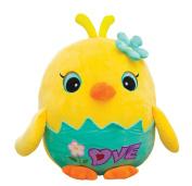 MYtodo 36cm Lovely egg shell chick doll birthday gift children plush toys
