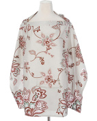 Baby Sling Carrier Floral Printed Nursing Cover for Baby Feeding Private Nursing Clothes