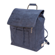 ROSIE POPE Highbury Hill Backpack Nappy Bag, Dusty Navy