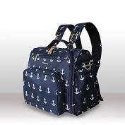 Large capacity multifunctional nappy changing bag,LANDUO