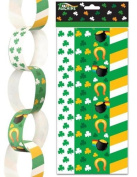 St Patricks Day Paper Chains Decorations Cheap Party Decor