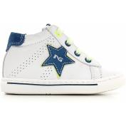 Gardens Junior Sneaker First Steps Child Black Leather, Spring/Summer p623880 m 707