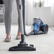 Vax CCQSASV1P1 Air Stretch Pet Vacuum Cleaner, 1.5 Litre, 900 W, Blue
