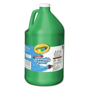 """Crayola - Washable Paint Green 3.8l""""Product Category"""