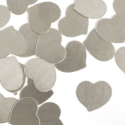 ImpressArt, Swirly Heart, Nickel Silver, 1.9cm Stamping Blanks- 24 pc.